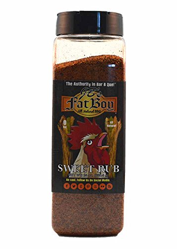 Sweet Fat - JB's Fat Boy Sweet Rub, 24 Ounce