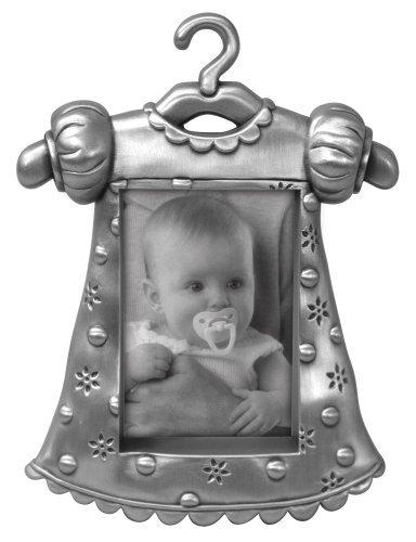Amazon.com : Marco del bebé del estaño Foto de Menores ...