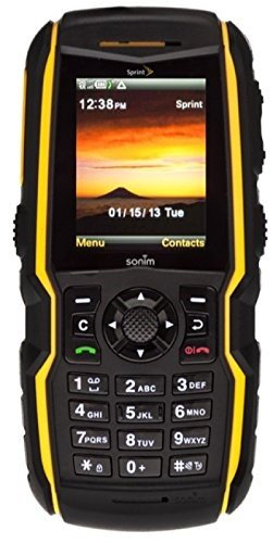 Sprint Sonim XP Strike Rugged GPS Push To Talk Phone ()