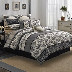 Cassandra Comforter Set - Euro Sham (Laura Ashley Cassandra)