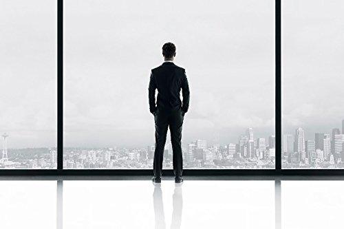 Twenty-three Fifty Shades Of Grey - Movie Poster Silk Fabric Poster Jamie Dornan Dakota Johnson 24X36 Inchcanvas poster