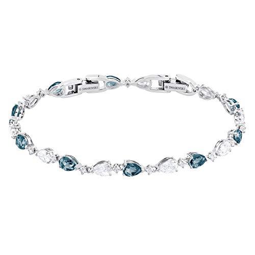Swarovski Crystal Vintage Rhodium-Plated Bracelet