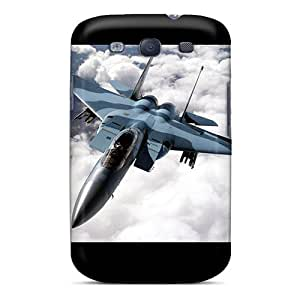 Premium [zGxpskQ4583tqIpG]invaders F15 Fighter Case For Galaxy S3- Eco-friendly Packaging