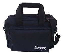 RA Bock Deluxe Nylon Dr Bag, Nurse Bag, EMT, Paramedic, Doctor