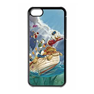 DuckTales The Movie - Treasure of the Lost Lamp iPhone 5c Cell Phone Case Black Phone cover E1345350