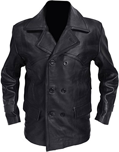 Doctor Who Coat - Real Leather Jacket ()