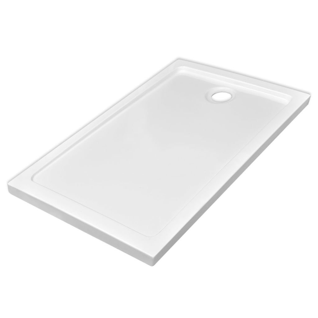 70x120 cm Bianco
