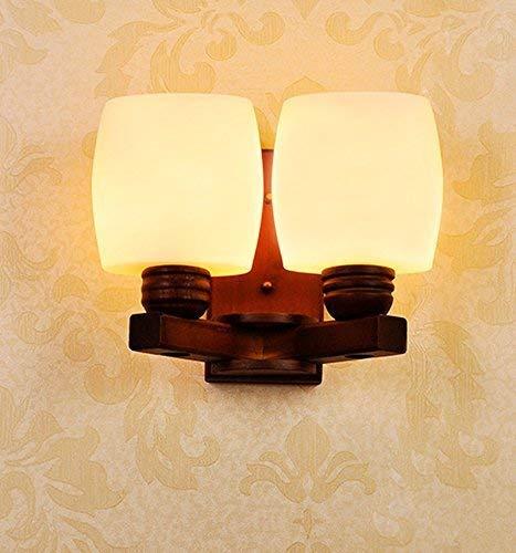 WHKHY die Schlafgemäßh Nachttischlampe Village Retro Bar Wandleuchte Study Lounge der Beleuchtung.