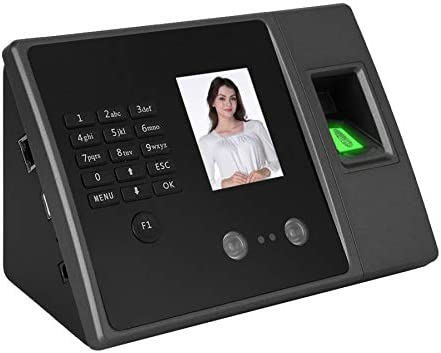 """2.8/"""" TFT Face Recognition Attendance Machine Fingerprint Password Access Control"""