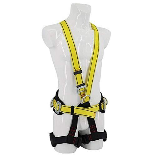 MUTANG Cinturón de Seguridad para la construcción Escalada Cinturón de Seguridad para el Trabajo aéreo Protección contra...