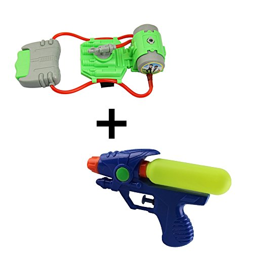 t Water Gun Outdoor Toy Gun Water-Sprinkling Simba Spider-man Water Pistol Shooter for Swimming Pool and Beach (Spider Man Water Gun)