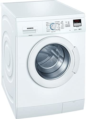 Siemens WM10E277EE Independiente Carga frontal 7kg 1000RPM A+++ ...