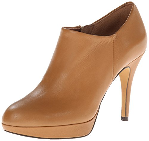 Vince Camuto Elvin Ankle Bootie Caramel Women's 8 M - Store My Us