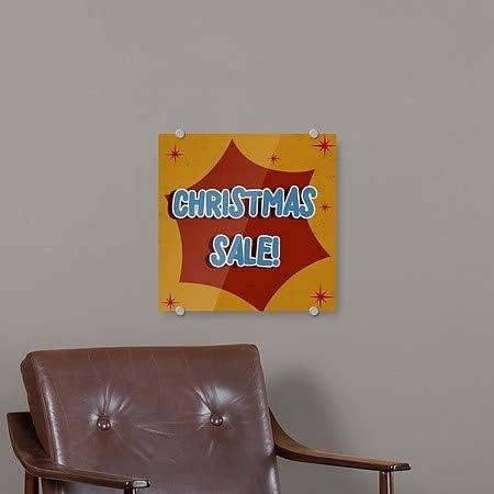 18x12 Chalk Burst Premium Brushed Aluminum Sign 5-Pack CGSignLab Help Wanted