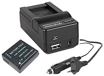 chargeur batterie gx80