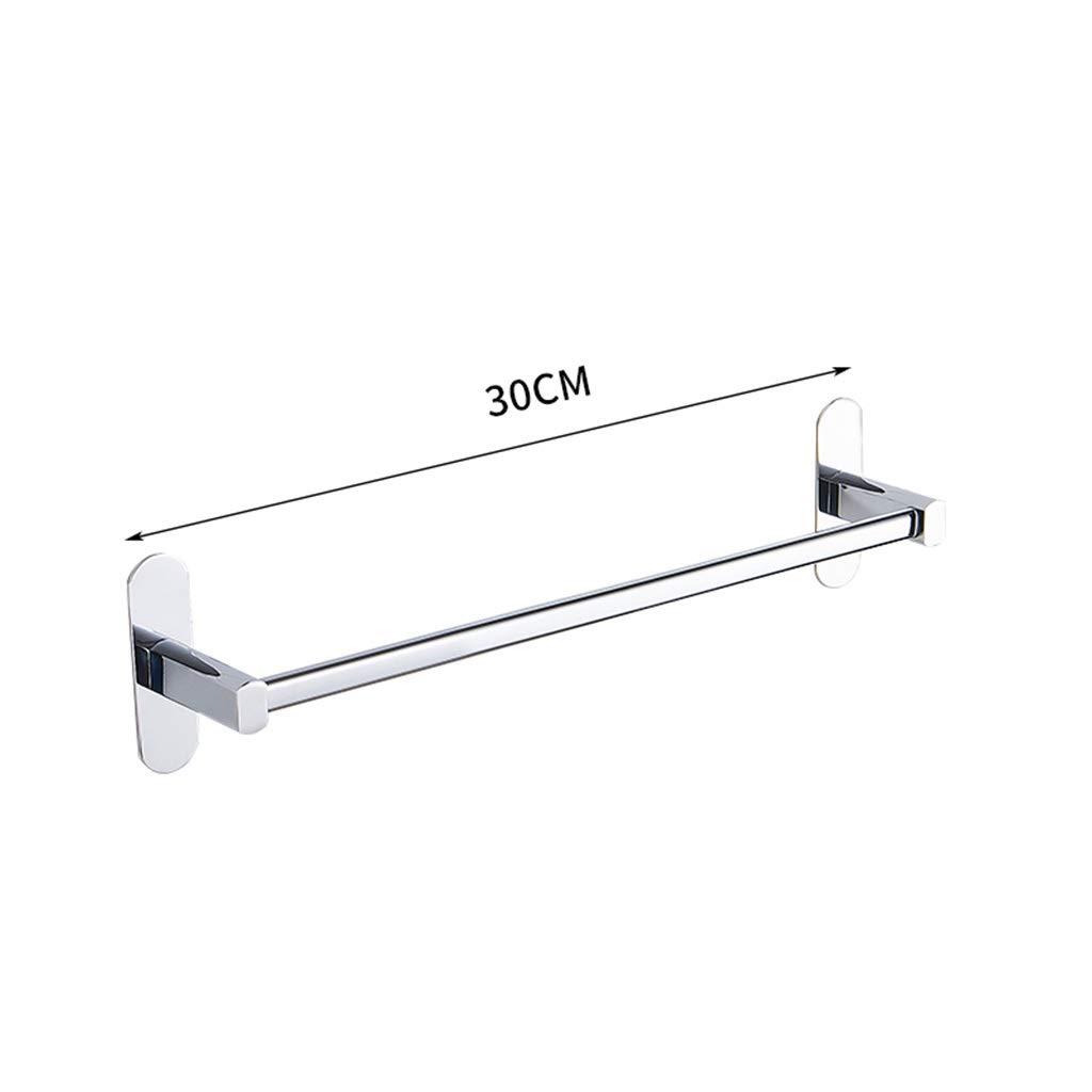 Dimensioni : 30 Centimetri Z-SHYP Portasciugamani da Parete per Bagno in Acciaio Inox