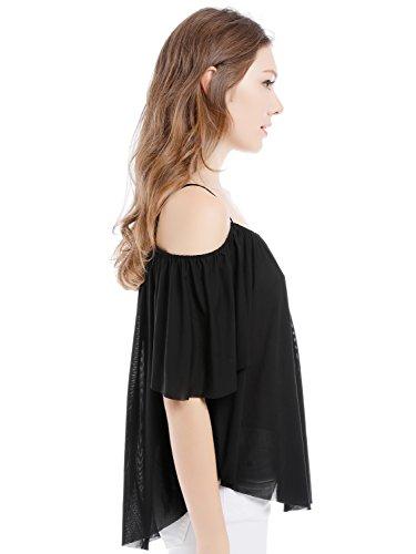 Blooming Jelly - Camisas - Básico - para mujer negro