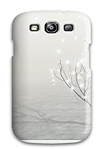 Best 4891993K62463436 Faddish Christmas Fairies Case Cover For Galaxy S3