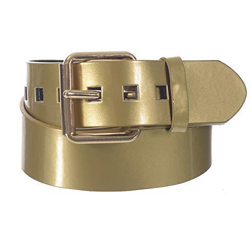 Buckle Gold Belt Bling (Men's 2