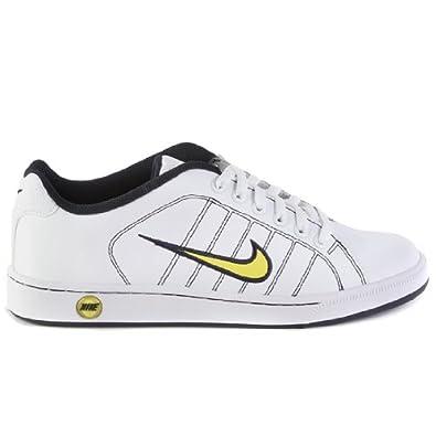 NIKE Court Tradition Schuh Stiefel Trainer Weiss Herren