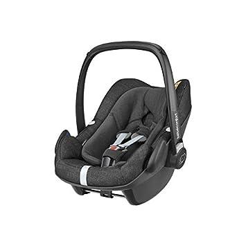 Bébé Confort, Silla de coche i-Size Isofix, negro (Nomad Black): Amazon.es: Bebé