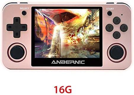 RG350MオープンソースハンドヘルドレトロゲームゲームコンソールIPSスクリーンスチュアートトニー点滅機PSP最適化バージョンハンドヘルド