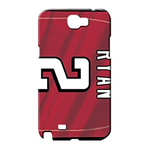 samsung note 2 Extreme PC New Snap-on case cover mobile phone cases atlanta falcons nfl football