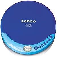 Lenco CD-011 - draagbare CD-speler Walkman - Diskman - CD Walkman