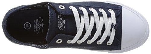 Temps de para Azul Cerises Tela Des Mujer Origin Le Zapatillas Navy qSCZdyx