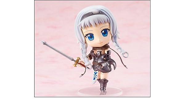 Amazon.com: Queens Blade : Leina Nendoroid 114b 2P Color ...