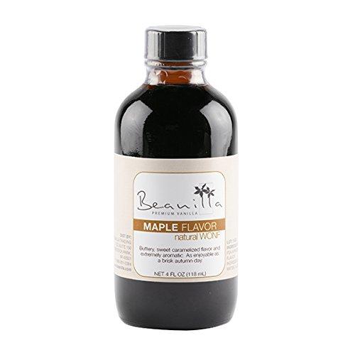 maple flavor extract - 4