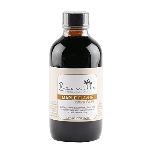 Beanilla Vanilla Natural Maple Flavor - 4 fl ()
