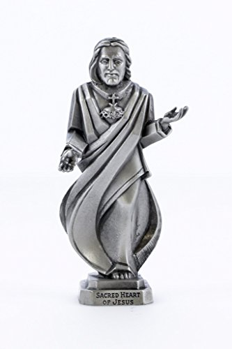 3.5 Inch Pewter Statue - 3.5