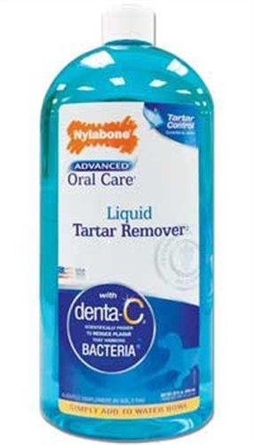 Nylabone Advanced Oral Care Liquid Tartar Remover, 32-Ounce, My Pet Supplies