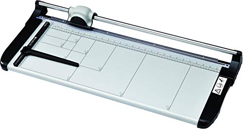 Olympia Rotary Cutter TR Red Maximum Number of Sheets, 12Sheets