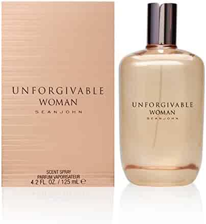 Unforgivable Woman By Sean John For Women Parfum Spray, 4.2-Ounces