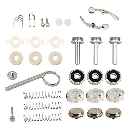 Kit de reparación de trompeta válvula,botones,etc