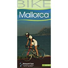 Majorca Bicycle Map 2018