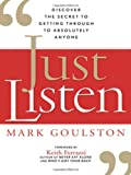 Just Listen, Mark Goulston, 0814414036