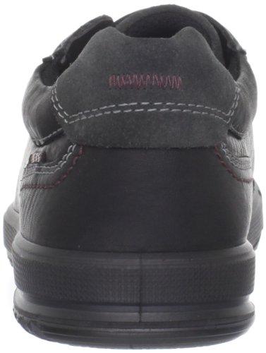 Ecco Mens Bradley Fashion Sneaker Black / Dark Shadow