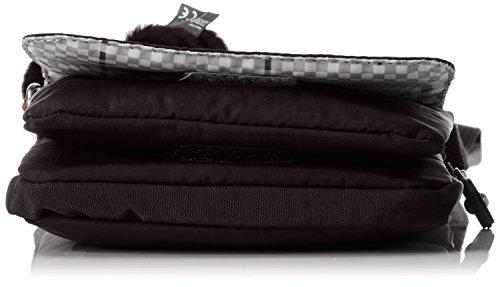 Body Black B x Kipling 5x2 Refh53 Women's Eldorado 15x19 Bag Dazz Black x H T cm Cross Oq8tzq