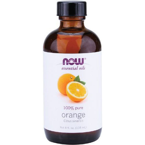 (NOW Foods Orange Oil Sweet, 4 ounce (Pack of 2) )