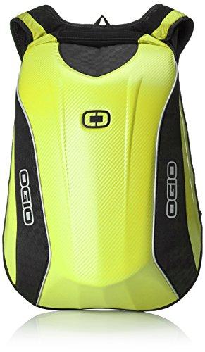 Ogio No Drag Mach 5 Hi Viz Yellow Backpack One Size