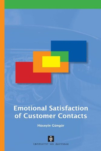 Emotional Satisfaction of Customer Contacts (AUP Dissertation Series)