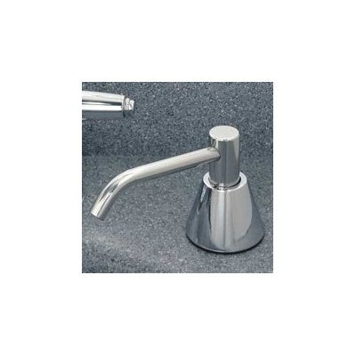"""ASI 0332-D Lavatory Mounted All Purpose Soap Dispenser with 6"""" Spout, 34 oz."""