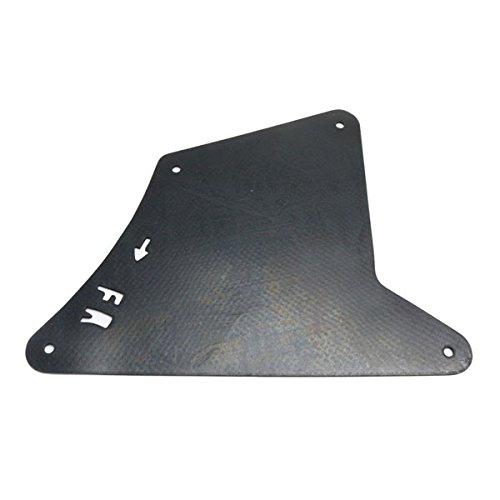Koolzap For 03-18 4Runner Front Splash Shield Inner Fender Liner Seal Panel Right Side