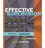 Effective Supervision: Supporting the Art and Science of Teaching (Paperback) - Common