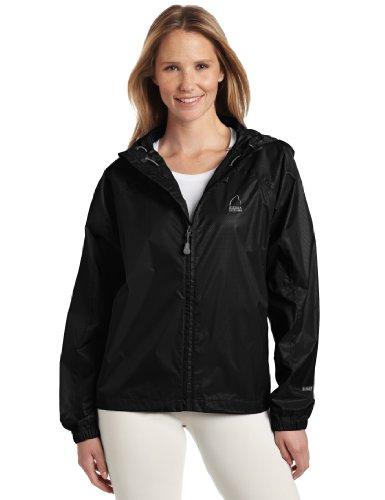 Sierra Designs Women's Microlight Jacket, Large, Black