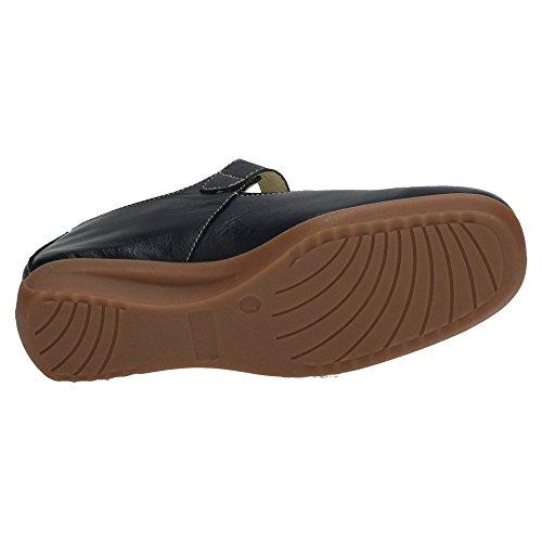 Marino 810402 De Mocasines Zapatos Horas Mocasín Piel 48 29 Mujer wqItP