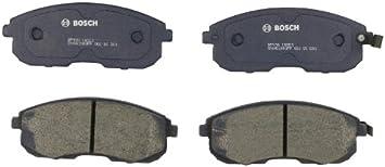 Maxima Front Rear Semi-Metallic Brake Pads Nissan I30 For 1999-2001 Infiniti